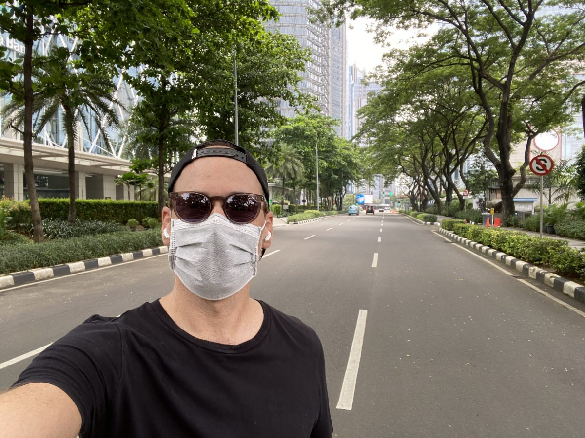 Quarantining Alone in SCBD
